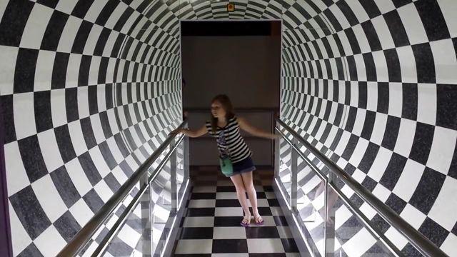 Le tunnel de l\'illusion